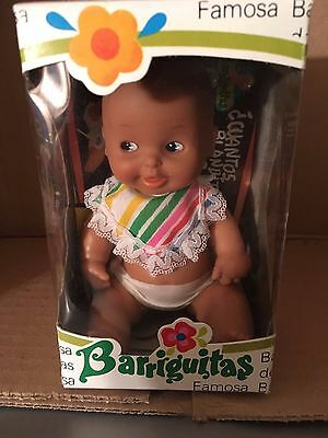 Vintage Barriguitas Famosa Doll - IN BOX