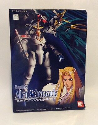Bandai Escaflowne Guymelef Allen Scherazade Series 008 Limited Figure Model Kit