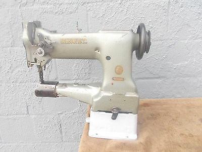Industrial Sewing Machine Model Singer153-103 walking foot ,cylinder, Leather