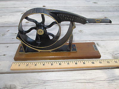 Vintage Cenco Cork Press Scientific Apparatus Central Scientific Company