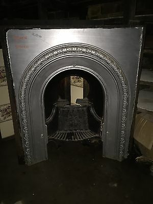 Cast Iron Fireplace 810w X 920h