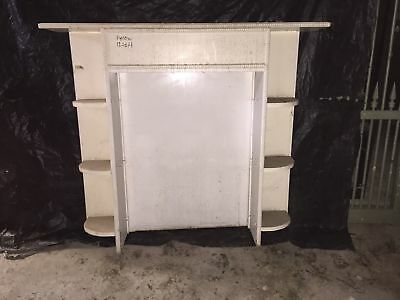 Timber Mantle Piece 1410w X 1210h
