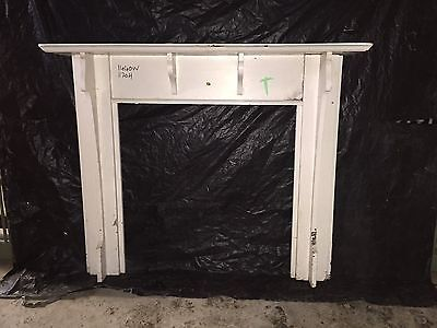 Timber Mantle Piece 1440w X 1170h