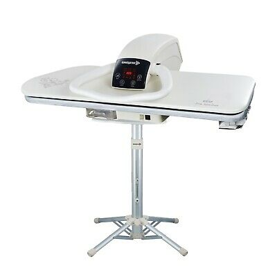 Professional 100HD Heavy Duty Iron Press 101cm & Stand +FREE Cover, Foam, Filter
