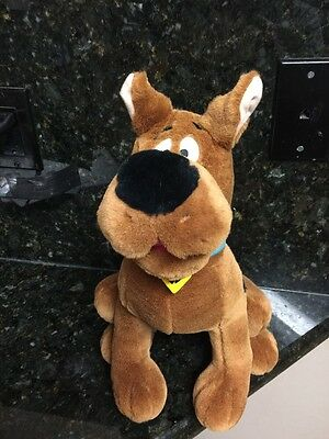 Scooby Doo Warner Bros Studio Store Plush Stuffed Animal