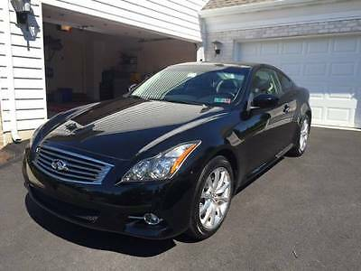 2011 Infiniti G37 X Coupe 2-Door 2011 Infiniti G37 X Coupe 2-Door 3.7L **ALL WHEEL DRIVE**ONLY 43K Miles