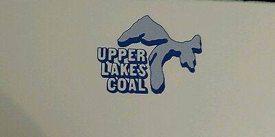 "Notepad from the ""Upper Lakes Coal"" company Green Bay WI"