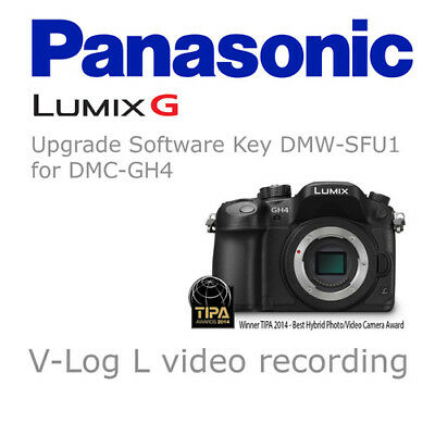 Panasonic Dmw-Sfu1Gu V-Log Profile Code For Gh4