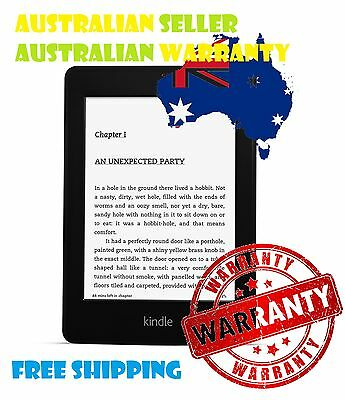 *NEW* Amazon Kindle Paperwhite 6-inch 300 ppi WiFi 4GB E-Reader - Ships from MEL