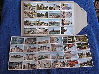 1915 Panama-Pacific International Exposition/40 Poster Stamps in Original Mailer