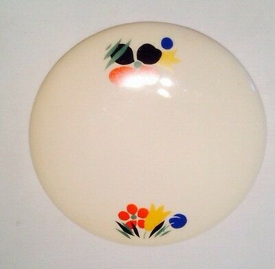 """Universal Pottery CIRCUS 5 1/2"""" Refrigerator Bowl lid - replacement"""