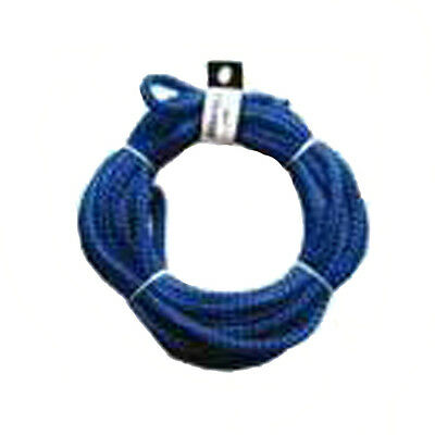 Williams 1 Person Water Ski Biscuit Inflatable Tow Tube Rope Blue