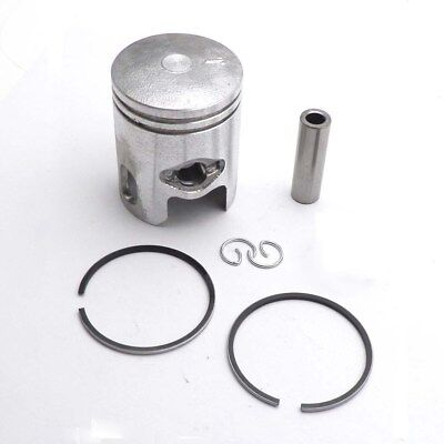 Piston Kit 40mm 12mm Pin 50 2 Stroke 1PE40QMB Yamaha Minarelli JOG 50