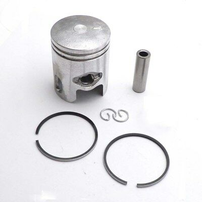 Piston Kit 40mm 12mm Pin 50cc 2 Stroke 1PE40QMB Yamaha Minarelli JOG 50