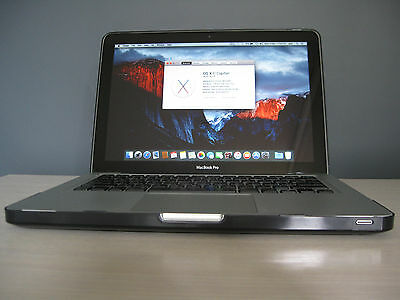 "Apple MacBook Pro 13.3"" 4Gb/2.26GHz/750Gb 10.11.6 Fully Working VGC - Bundle"