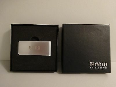 Rado Money Clip