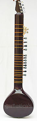Sitar Fusion Pearl Electric With Gig Bag Sat014