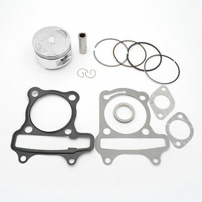 Piston & Cylinder Gasket Kit for Chinese GY6 150CC Scooter Moped
