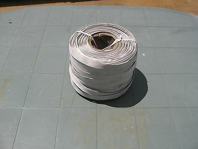 Plastic Packaging Strapping 20mm Wide White Length Unknown