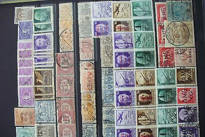 Gros Lot Timbres Italie