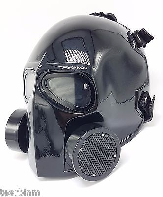 Airsoft Full Face Gas Mask Army Of Two Protect Safety Mask Paintball Bb Mask