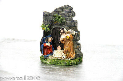 Catholic Church Jesus Cross Christian Blessed Gift Decoration Exquisite Icon