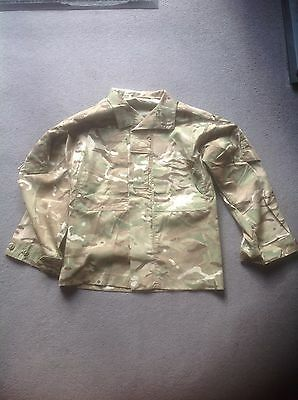 U.K. Army Jacket 2, Combat, Temperate Weather Mtp. Size 160/88