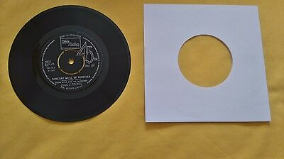 """DIANA ROSS & The SUPREMES..SOMEDAY WE'LL BE TOGETHER/HE'S MY SONNY BOY 7"""" Vinyl"""