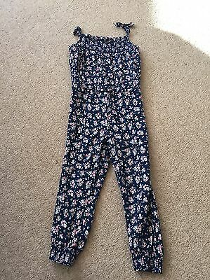 Baby Girls Baby Floral Jumpsuit - Age 2-3 Yrs