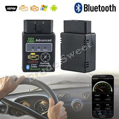 Bluetooth ELM327 V2.1 OBD2 Car Scanner Android Torque Auto Diagnostic Scan Tool