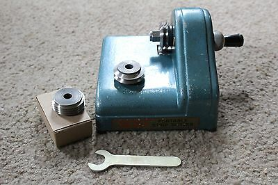 *Bliss Strip Slitter*MODEL A*3 Cutter Blades*Wrench*Great Condition*Harry Fraser
