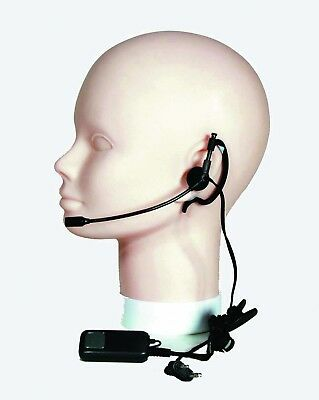 Watson WEP-501Y4 Ear Piece with Adjustable Mic