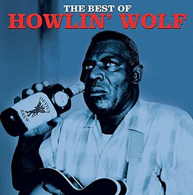 Howlin Howling Wolf - The Very Best Of - Greatest Hits Vinyl Lp Album New