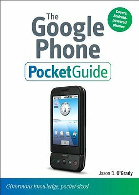 The Google Phone Pocket Guide Copertina flessibile