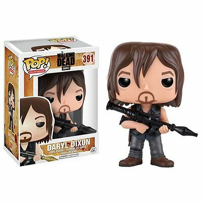 Funko Pop! Television #391 Daryl Dixon with Rocket Launcher The Walking Dead MIB