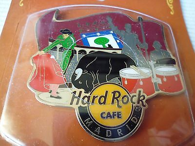 1 Hard Rock Cafe Alternative City Magnet Madrid,Kein Opener oder Pin