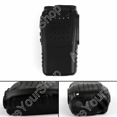 1x Caucho Soft Handheld Case Holster Para BaoFeng BF666S/777S/888S H777/R888s+.