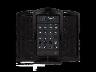 Fender Passport Conference Portable Audio PA System