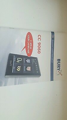 THB Bury CC9060 Music Bluetooth Hands-free CarKit Car Kit CC 9060