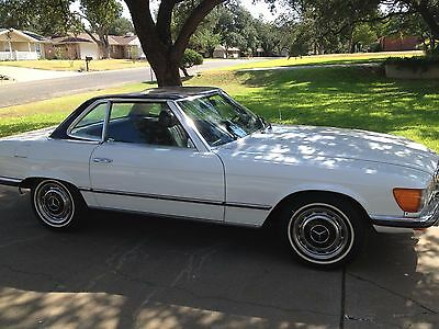 1972 Mercedes-Benz SL-Class 350 SL BEAUTIFUL EARLY 350SL, 89K miles,Pristine condition/ Perfect Christmas gift!!