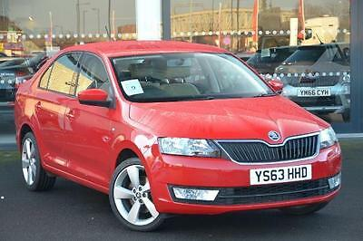 2014 Skoda Rapid 1.6 TDI CR (105 PS) Elegance GreenTech