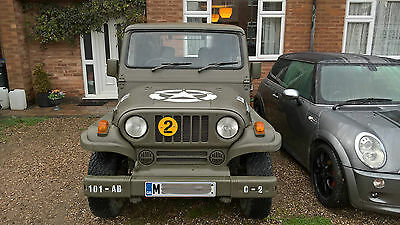Jeep -Stunning Look a like Willys Military Jeep