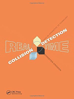Real-Time Collision Detection Copertina rigida