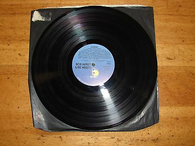 Bob Marley and the Wailers Legend LP Vinyl Record 1984 BMW1 (No Sleeve)