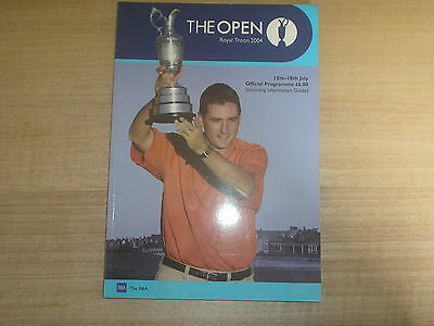 The Open Royal Troon 2004 Official Programme