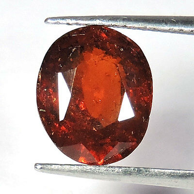 5.95Cts AAA+ QULITY ATTRACTIVE!! 100% NATURAL AXINITE OVAL CUT LOOSE GEMSTONES