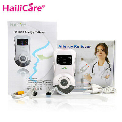 Allergy Reliever Allergic HAY FEVER ANTI-ALLERGY TREATMENT DEVICE PHOTOTHERAPY