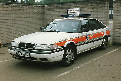 Older Police Vehicle Photos From The Cambridgeshire Police