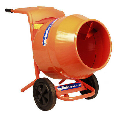 brand new boxed belle minimix 150 cement mixer 110v