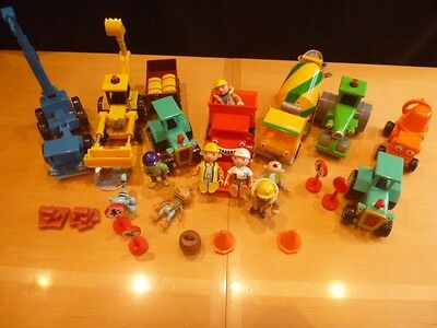 Bob The Builder, Vehicles And Characters